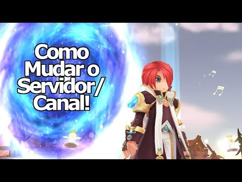 Ragnarok M Eternal Love: Como mudar de servidor!!! Mude de canal e encontre seus amigos!!! - Omega Play