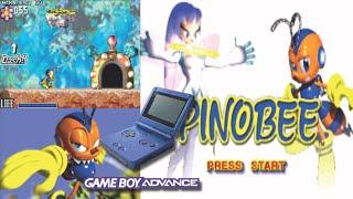 Chris & Mike Playthrough - Pinobee: Wings of Adventure GBA