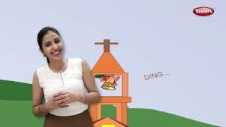 Ding Dong Bell With Actions | Nursery Rhymes For Kids With Lyrics | Action Songs For Children