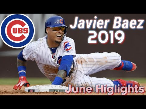 Javier Báez | Highlights June 2019