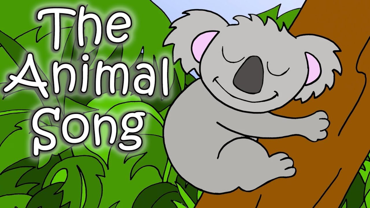 The Animal Song YouTube
