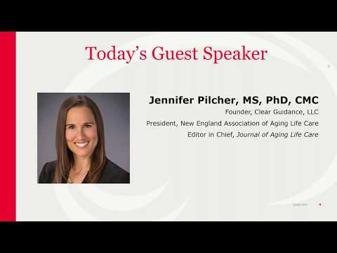 AFTD 2020 Education Conference Webinar: Coordinating And Managing FTD Care In A Changing World