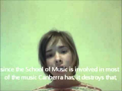 Save the School of Music!