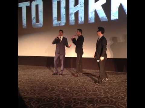 Download Star Trek Into Darkness Sydney Introduction