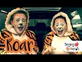 Makaton CarPark Karaoke - ROAR - Singing Hands