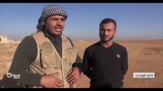الجيش الحر يسيطر على قريتي العجمة ودويرة  في ريف حلب