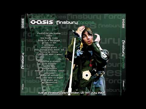 Oasis - Some Might Say [Finsbury Park 2002] (Audio)
