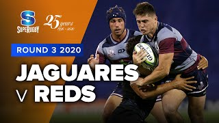 Super Rugby 2020 | Jaguares v Reds - Rd 3 Highlights