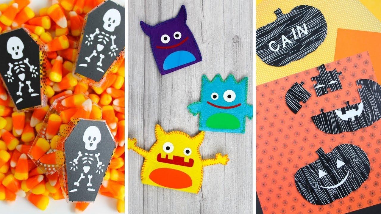 Halloween Gift Ideas With The Cricut Maker