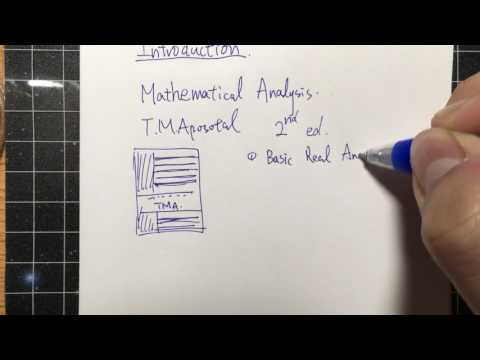 Introduction to Mathematical Analysis T.M.Aposotal  高等微積分