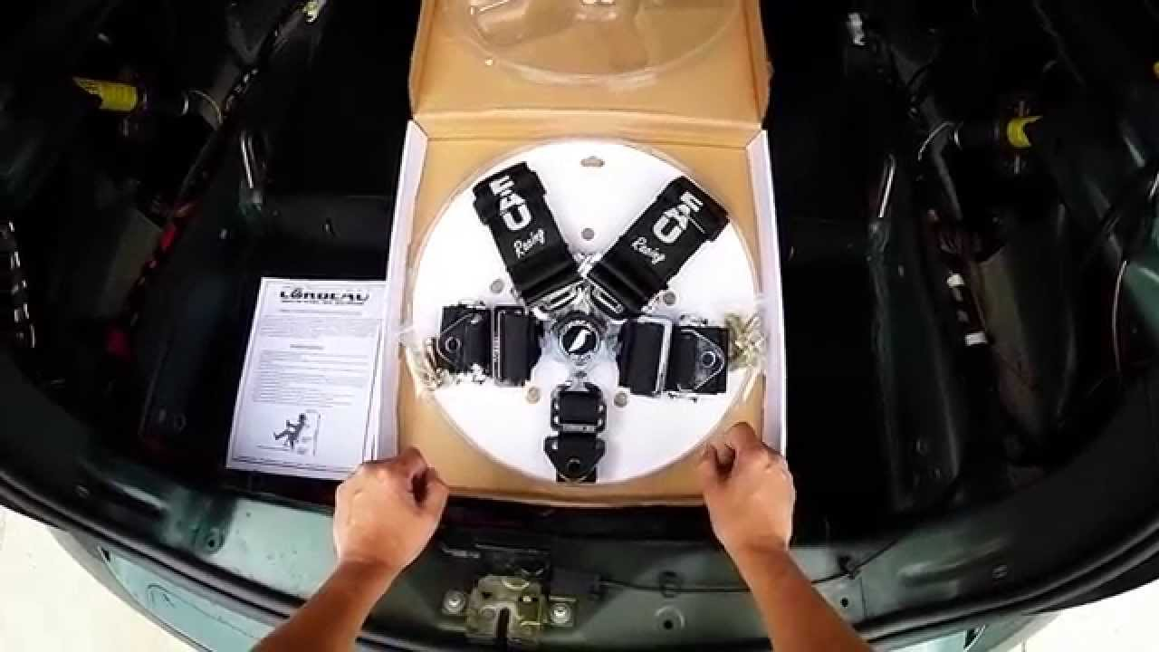Unboxing - Corbeau 5-Point 3