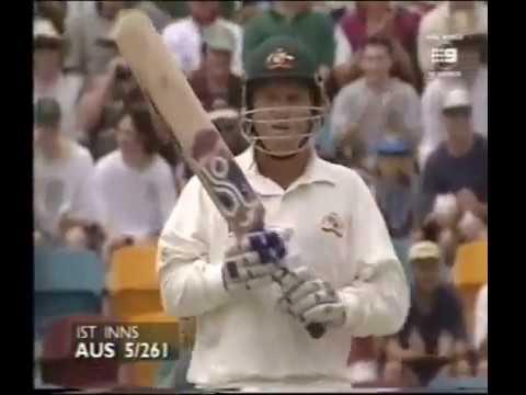 Ian Healy 134 vs England 1st Test 1998
