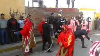 Carnaval Tenancingo Tlaxcala 2014 Martes Sec. 5ta