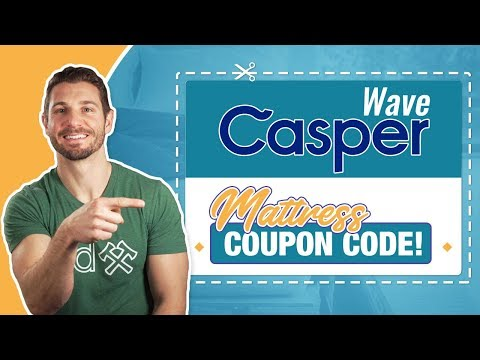 Best Casper Wave Mattress Coupon & Promo Code (HOW TO SAVE MONEY)