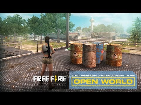 FREE FIRE BATTLEGROUNDS - ULTRA GRAPHICS GAMEPLAY - iOS / ANDROID