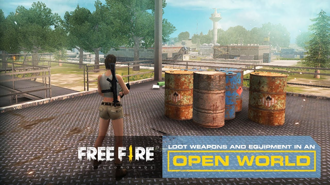 Free Fire Battlegrounds Ultra Graphics Gameplay Ios Android