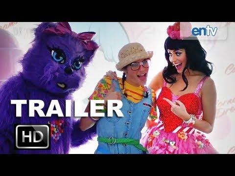 Katy Perry Part Of Me 3D Official Trailer [HD]: Katy Perry Concert Movie World Tour Event: ENTV