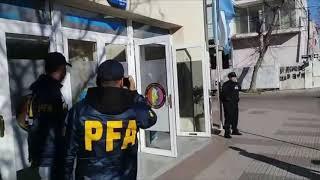 Dos narcos detenidos en Arroyito por la Policía Federal