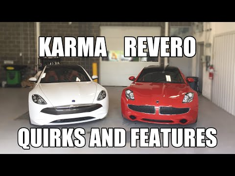 QUIRKS AND FEATURES OF THE 2020 KARMA REVERO