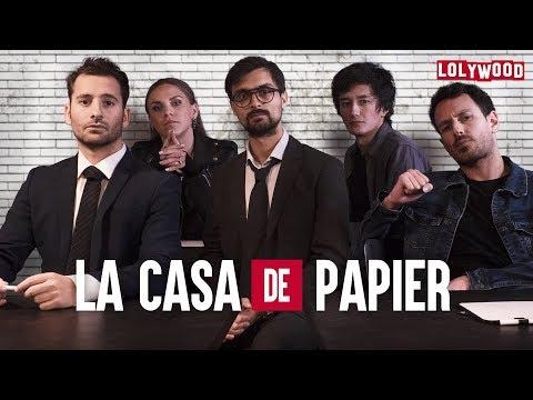La Casa De Papier - Partie 1