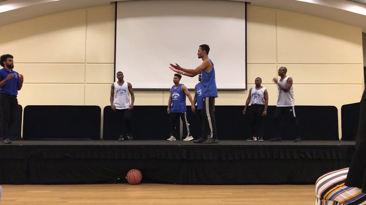 GA Tech 2017 Meet the Greeks Convocation: The Nu Beta Chapter of Phi Beta Sigma Fraternity Inc