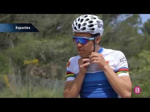 Coneixem al ciclista menorquí Albert Torres