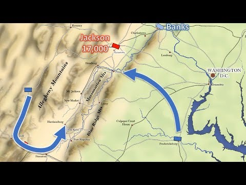 Jackson's Valley Campaign 1862