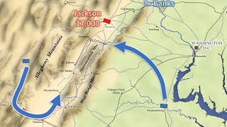 Jackson 39 s Valley Caign 1862