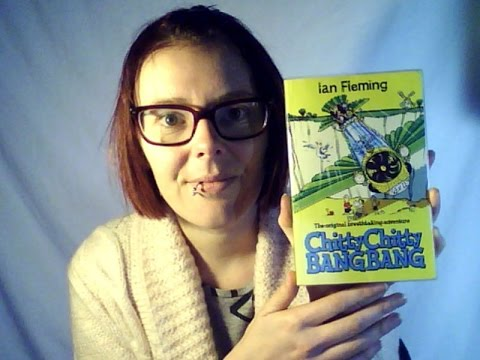 Book Review - Chitty Chitty Bang Bang by Ian Fleming