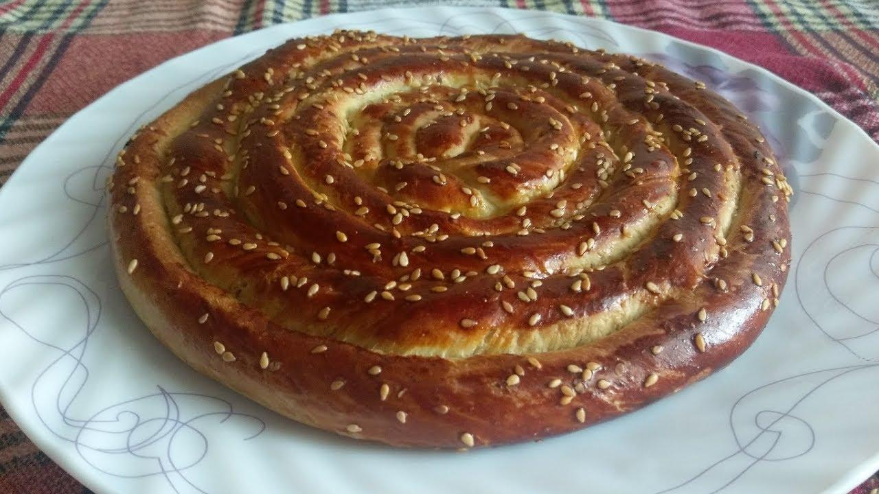Tahinli Ramazan Çöreği