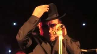 Van Morrison Clint Eastwood Impersonation (