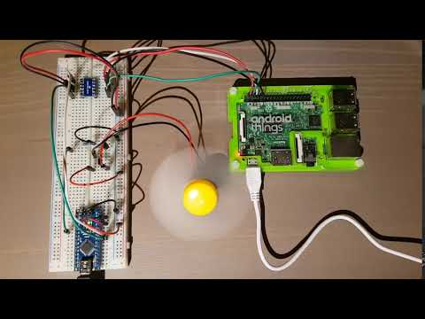 IoT - Creating an Arduino I²C slave device to use with