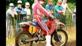 Vintage MX Dirt Bikes