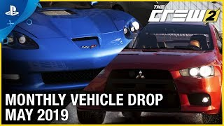 The Crew 2 - May Vehicle Drop Trailer | PS4