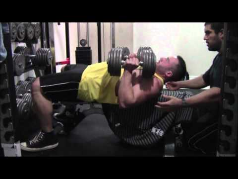 Personal trainer Ottawa - Arms
