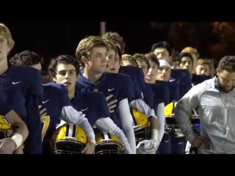 Menlo Football 2017 Season Highlights
