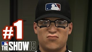 HARRY POTTER GETS DRAFTED! | MLB The Show 19 | Road to the Show #1