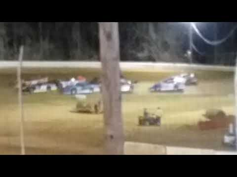 Tyler Emory Potomac Speedway Heat Race Part 1