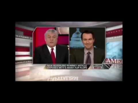 Suderman and Napolitano Expose the Romney Credibility Gap