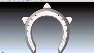 fer aluminium michel vaillant hyperbolic ant
