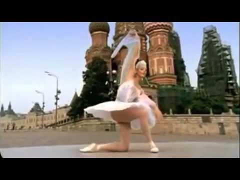 Nathalie - German Text (Gilbert Becaud / Anastasia Volochkova)