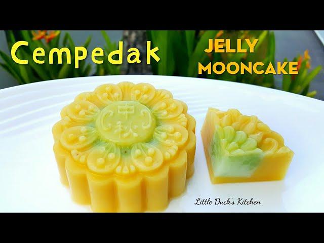 ???(???)~?????? ? How ro Make Cempedak Jelly Mooncake