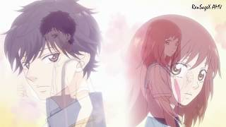 Cover images Ao Haru Ride Opening Theme AMV - Sekai wa Koi ni Ochiteiru (The Whole World is Falling in Love)