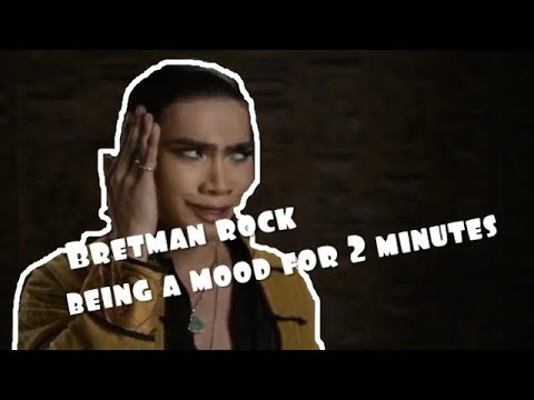 Bretman rock being a mood for 2 minutes thumbnail