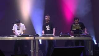 Music making pads: Pad Trio at TEDxAthens 2013