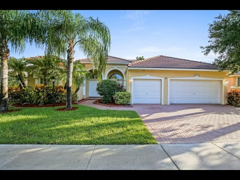 Pembroke Falls Yale Model Home - 12833 NW 23rd St, Pembroke Pines, FL 33028 - Video Tour