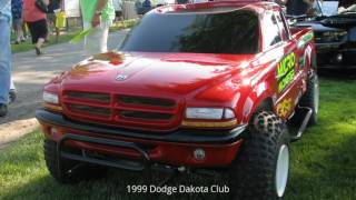 1999 Dodge Dakota Club