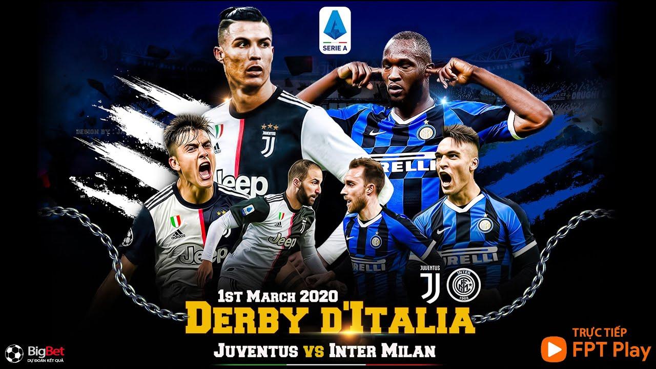 [TRỰC TIẾP] Hoãn trận đại chiến bóng đá Ý – Juventus vs Inter Milan