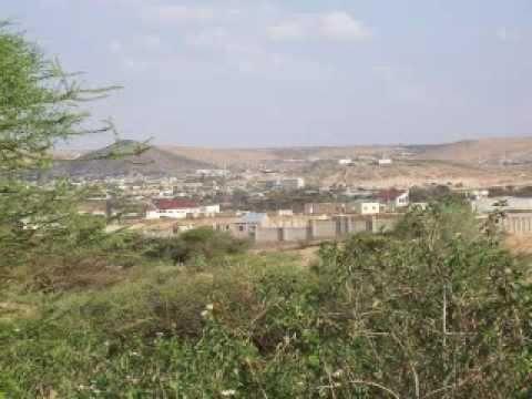 Djibouti & Somaliland Hargeisa
