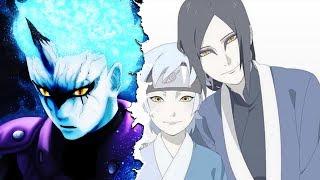 Die Geschichte & Ursprung von Orochimarus Sohn Mitsuki | Boruto/Naruto